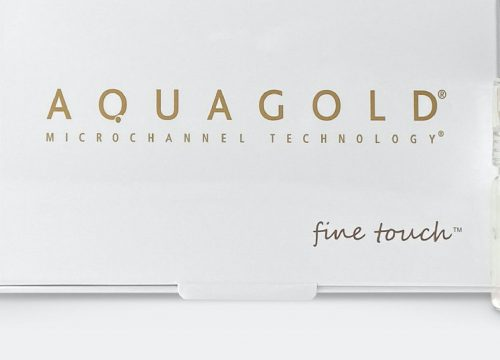 AquaGold microchannel product